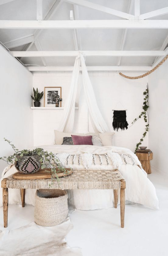 The 25 Best White Bedrooms Ideas On Pinterest