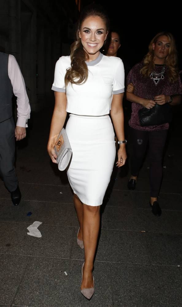 Geordie Shore's Vicky Pattison: I look like a 90-year-old bird ...