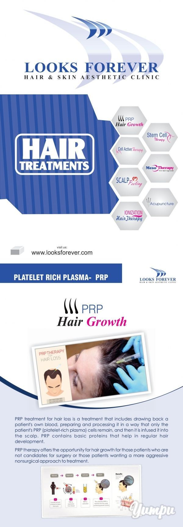 Looks Forever Hair & Skin Aesthetic Clinic, provides Treatment and Services to non only people suffering from Hair Loss and other Skin Problems, but also we provide the necessary boost and confidence to Burn Patients, Accidental Patients Cancer Patients. We make sure that there will be no doubt in their mind regarding their appearance and looks.  For more Details: http://hairpatch.looksforever.com/ or Request for Call Back from our Hair Experts on 9350633633 / Call Center No. 9555122122