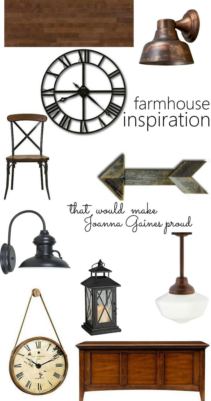 Farmhouse decorating inspiration - that would absolutely make Joanna Gaines proud <3