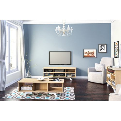 Features:  -Collection: Stiletto.  -4 Open storage and display section for optimal and flexible use.  -Completes the set with other Stiletto TV Stands and storage unit.  -Distrinctive 'Stiletto' legs
