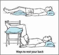 5 Things: To Relieve Lower Back Pain