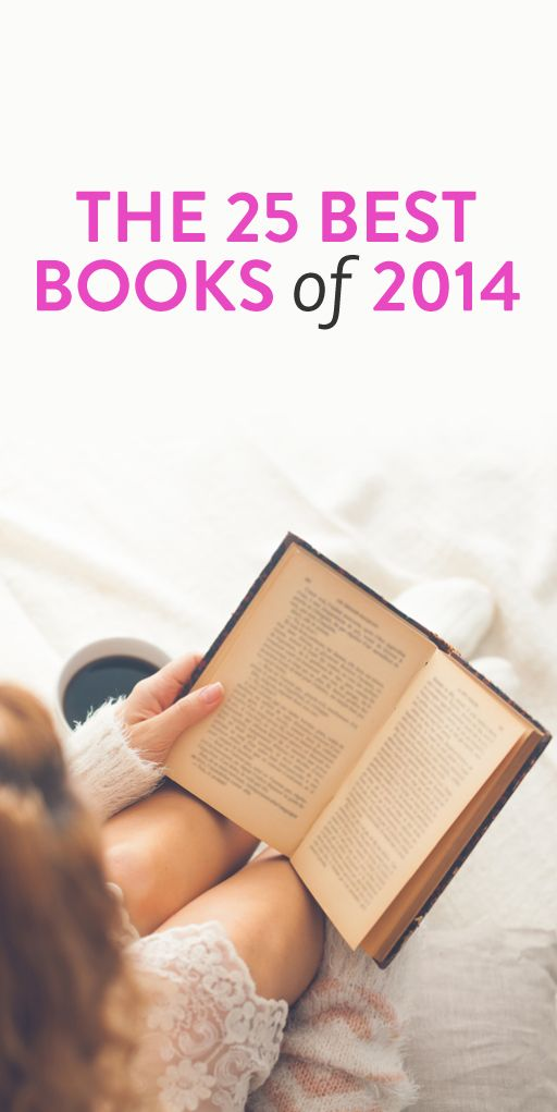 The 25 best books of 2014 #reading #culture