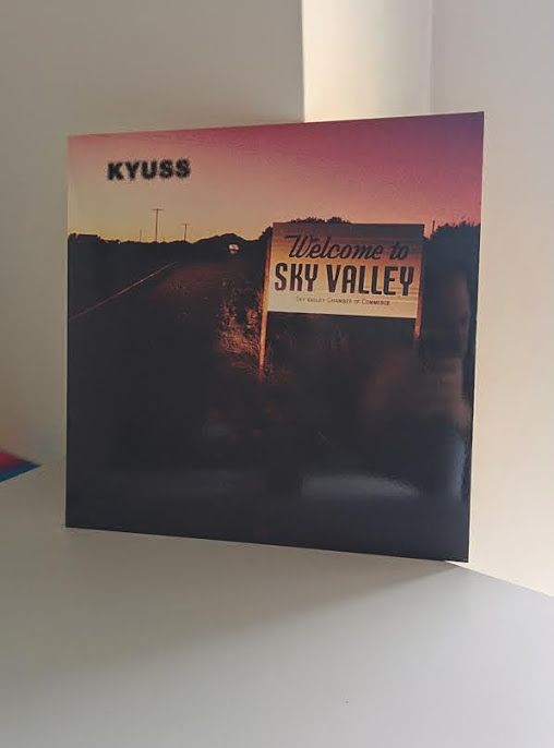#Kyuss - Welcome To Sky Valley A trip to the desert