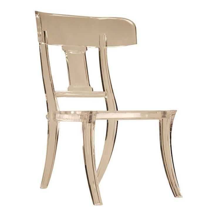the santorini chair by dragonette ltd