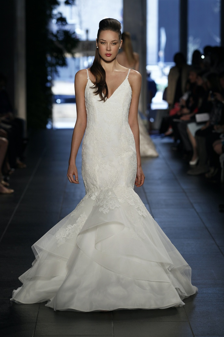 39 best Rivini Spring 2014 images on Pinterest | Short wedding gowns ...