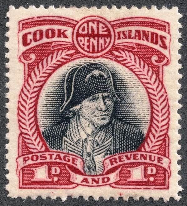 Cook Islands 1 Cent