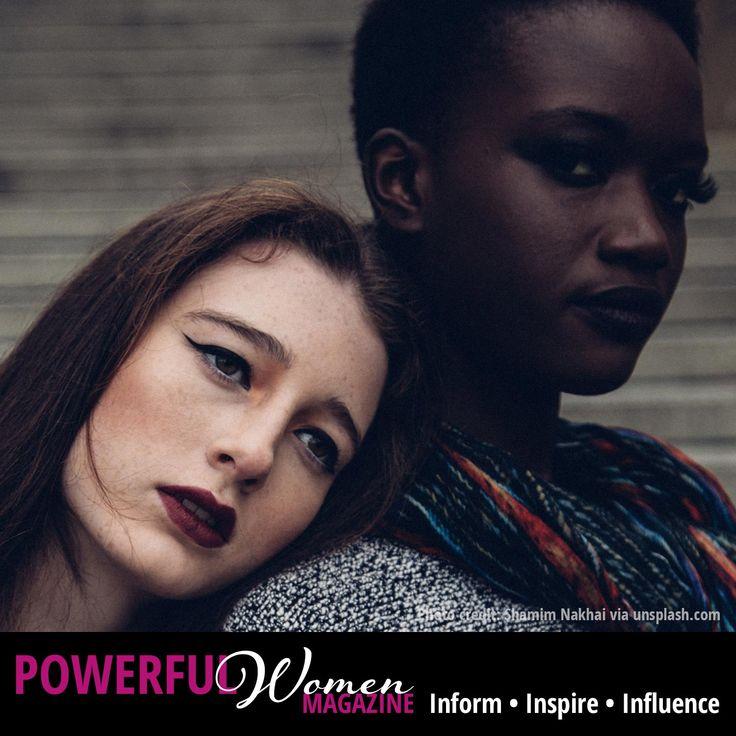 Two Powerful Women