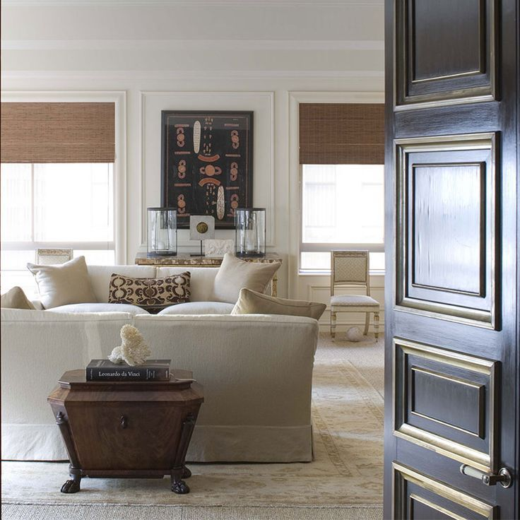 How much attention elegant interior doors can get