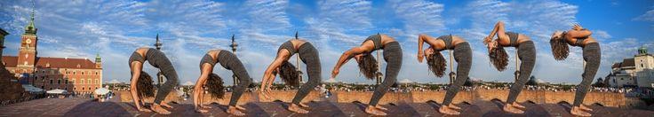 Yoga Transition of Martyna Syguda at Warsaw, Poland. By Elad Itzkin yoga photography