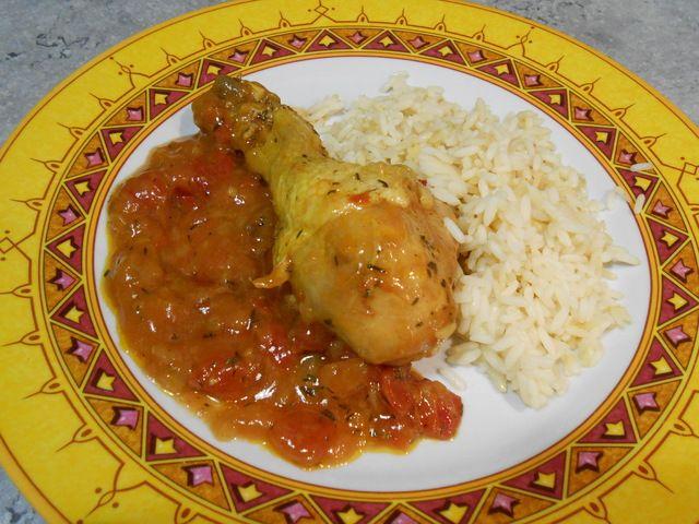 Blog de lesrecettesdenath :Les recettes de Nath, Cari de poulet