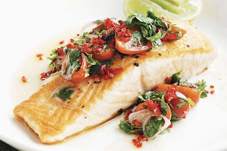 Feel+like+eating+fish?+This+super-fast+grilled+salmon+is+just+the+thing!
