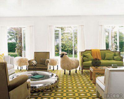 70 best living room ideas images on Pinterest Living room ideas - elle decor living rooms