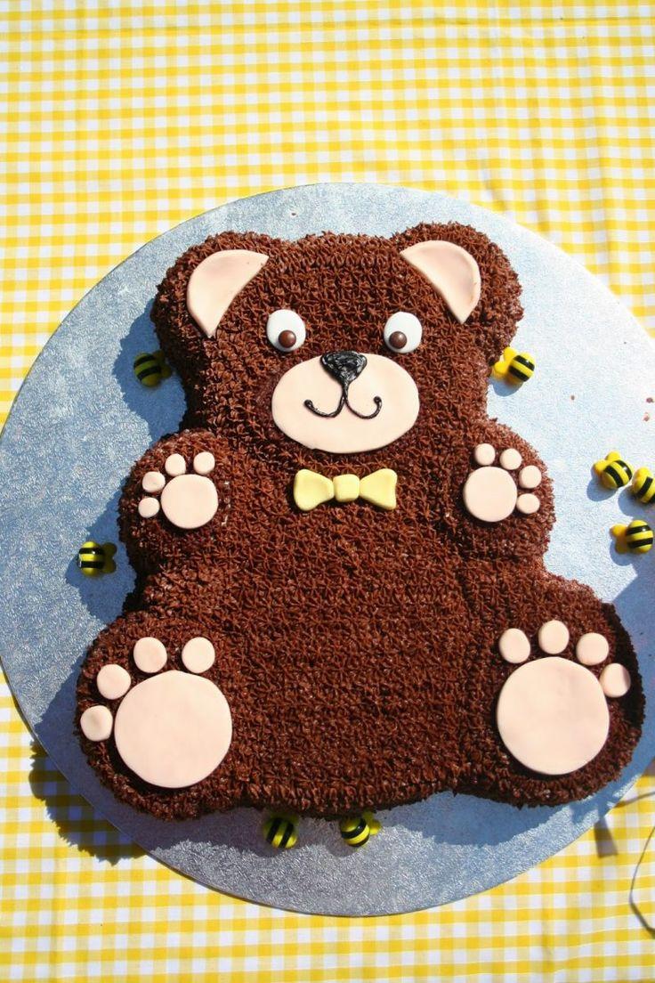süße lustige torten süße lustige lustige torten basteln teddybär ...
