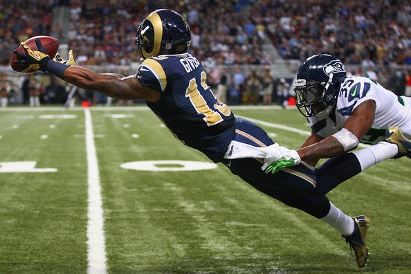 Chris Givens // St Louis Rams