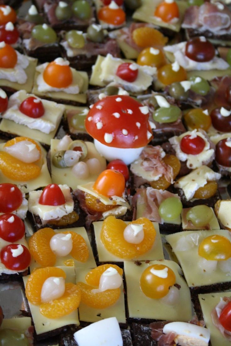 #Food: nibbles