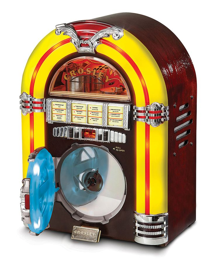Take a look at this Retro CD Jukebox today!