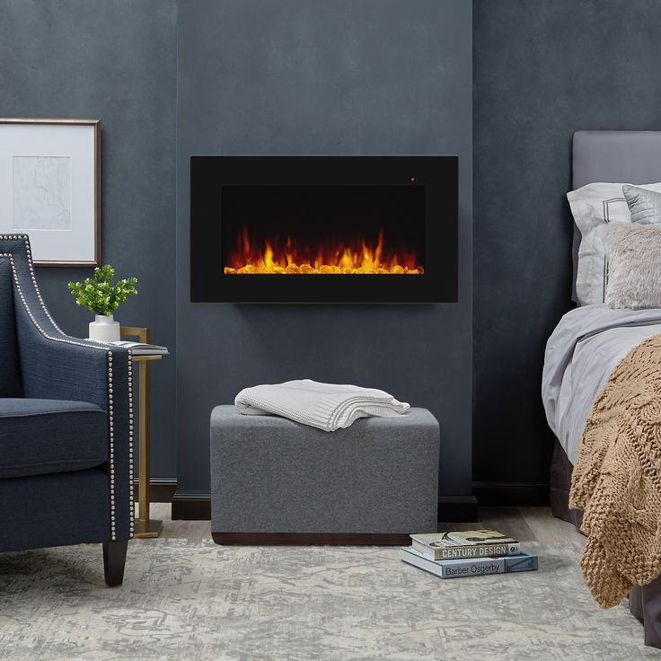 Real Flame Corretto 40 Inch Electric Fireplace 1340e In 2020