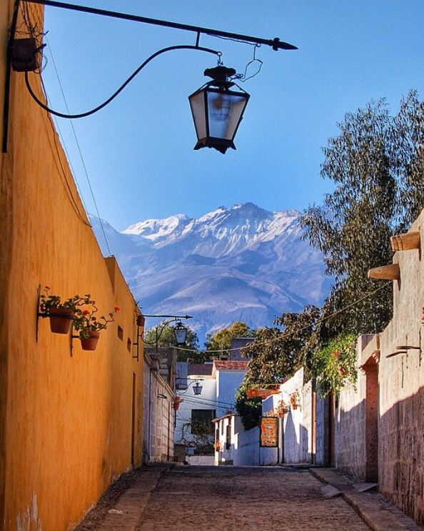 Arequipa, Perú                                                       …