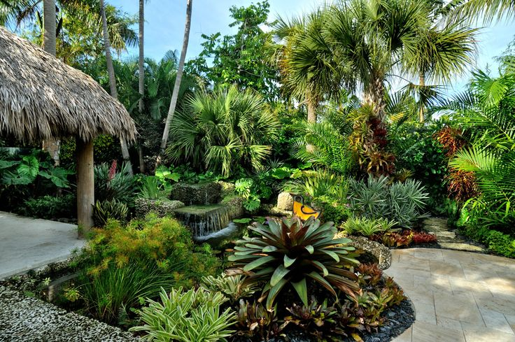 Key West Style Backyards : 1000+ images about jardines tropicales on Pinterest  Gardens, LUSH
