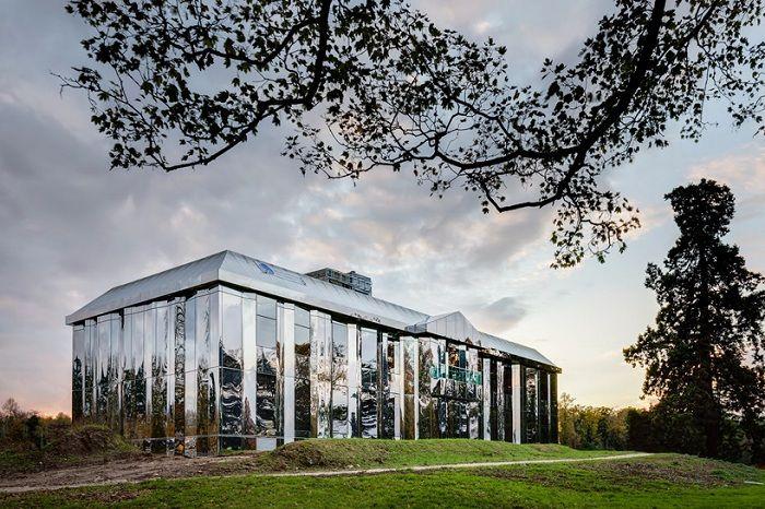 Проект архитектурной фирмы Bona-Lemercier.