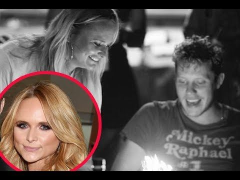 'He owns my heart': Miranda Lambert wishes her boyfriend Anderson East a happy 30th birthday with gushing Instagram post subscriber: https://goo.gl/QXELXd Vi...