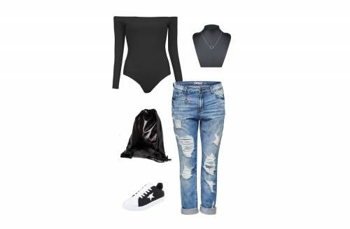 Street Look - SEXYJEANS.ch
