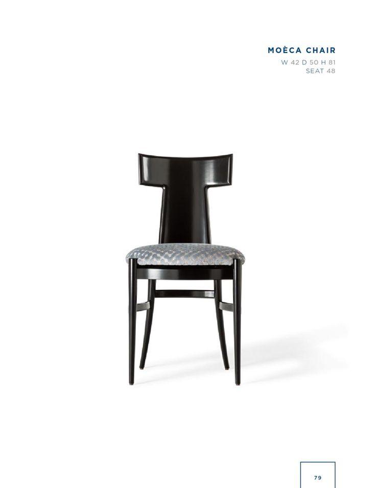 Rubelli Casa - Moeca Chair