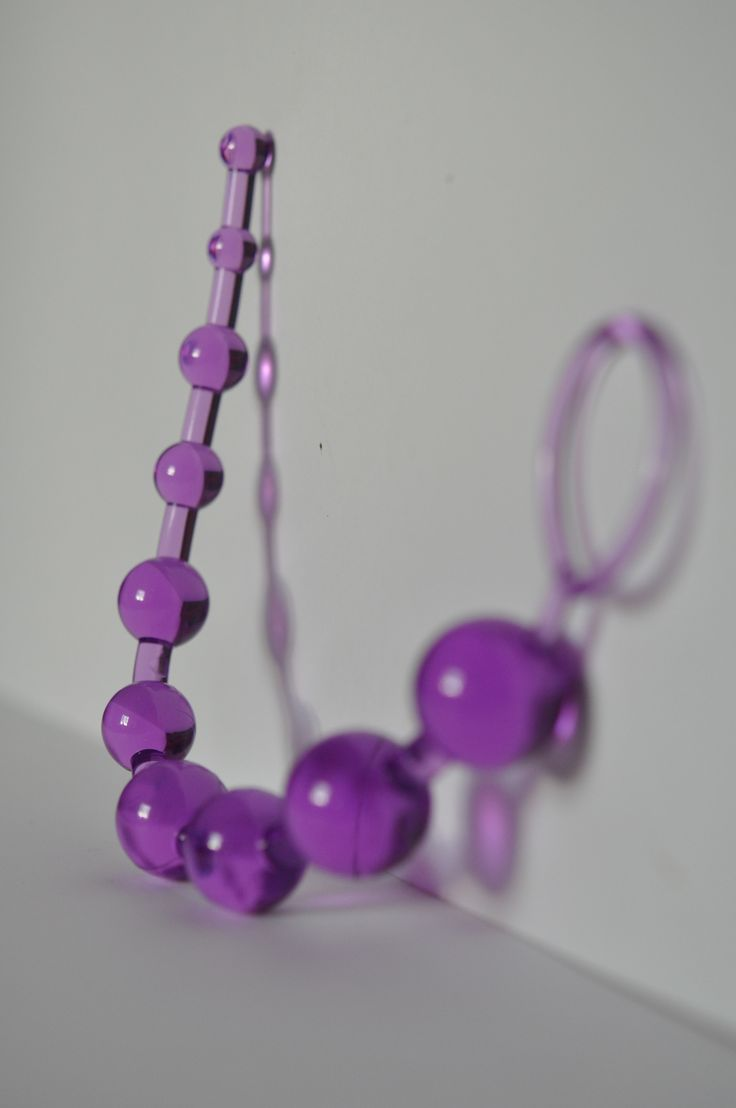 Set of  anal beads with a safety handle for untold stimulation and explosive orgasms! #analbeads from £5.99 available at www.simplysexshop.co.uk