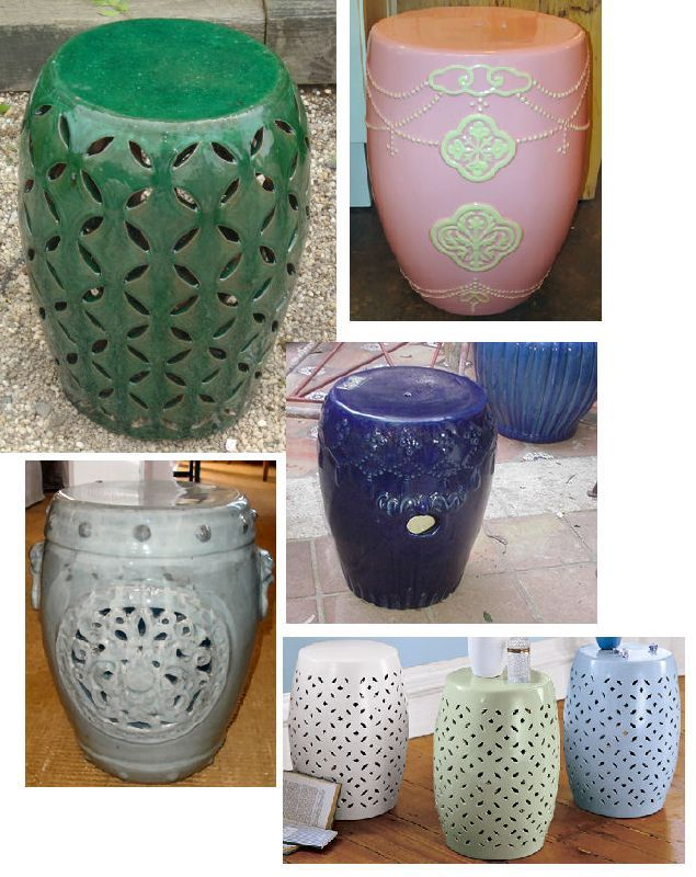 Chinese Ceramic Garden Stools - Yes or No? & Best 25+ Ceramic garden stools ideas on Pinterest | Garden stools ... islam-shia.org