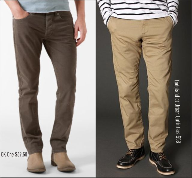 Brown Khaki Pants Men - Pant Uhr
