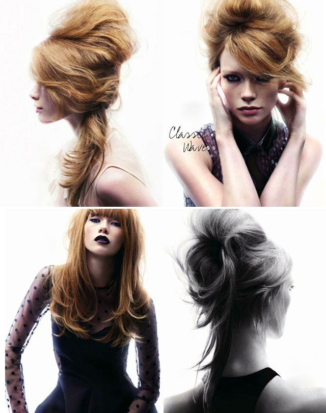 just a bit of a tease: Beehive Hairstyles, Style Hair, Editorial Hairstyles Edgy, Bardot Inspiration, Edgy Updo Hairstyles, Big Hair, Beautiful Hair, Hair Style, Style Profile