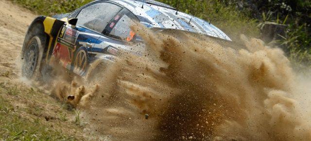 Nach 43. Rallye-WM-Siegen ist es vorbei! VW Motorsport verabschiedet sich aus der WRC : Andreas Mikkelsen siegt noch einmal im Polo R WRC