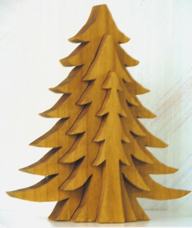 Christmas Tree Scroll