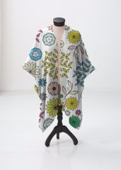 SHEER WRAP FANTASY 6970 FLOWER SW:  À vendre dans mon shop Vida ! dubitch
