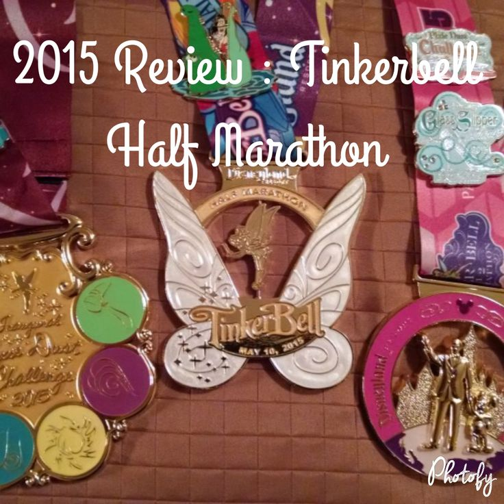 Casual Runner's Review of RunDisney's 2015 Tinkerbell Half Marathon  #run #disney #rundisney #disneyland #californiaadventure #california #tinkerbell #halfmarathon #13point1 #half #pixiedustchallenge