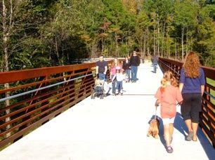 Greenways - Town of Wake Forest, NC We will have to go scout a good place on one of these when its warm and your back!