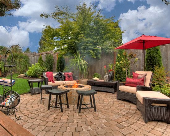 Patio Pavers Design, Pictures, Remodel, Decor and Ideas - page 3