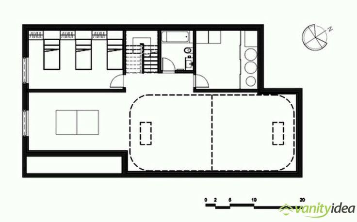 rooms sketch