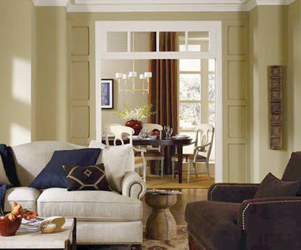 Living Room Colors Brown Furniture sitting room color - pueblosinfronteras
