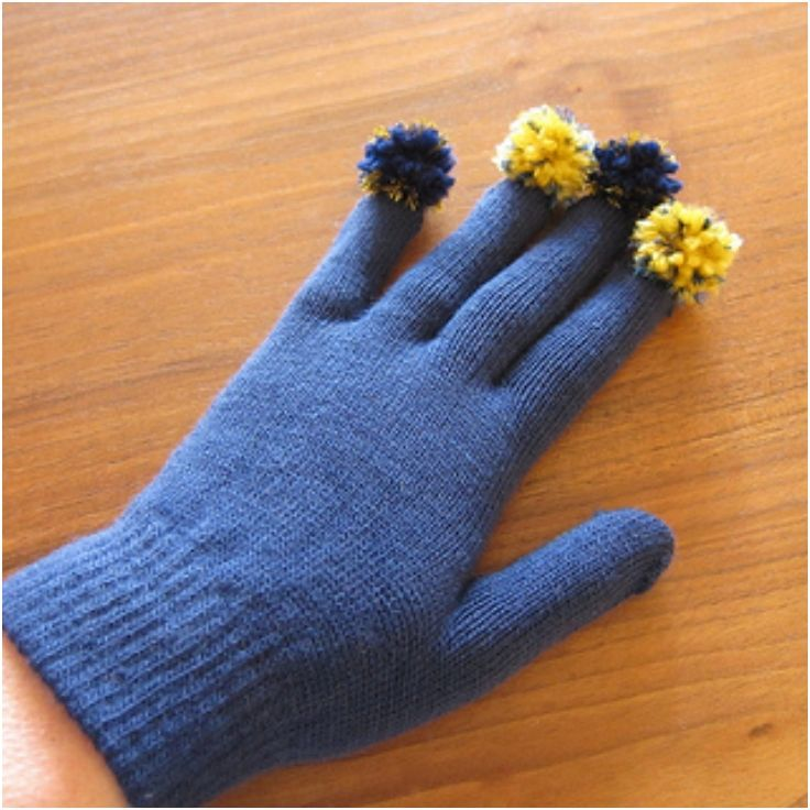 Spirit Fingers... great cheerleader gift OR for all high school football fans!