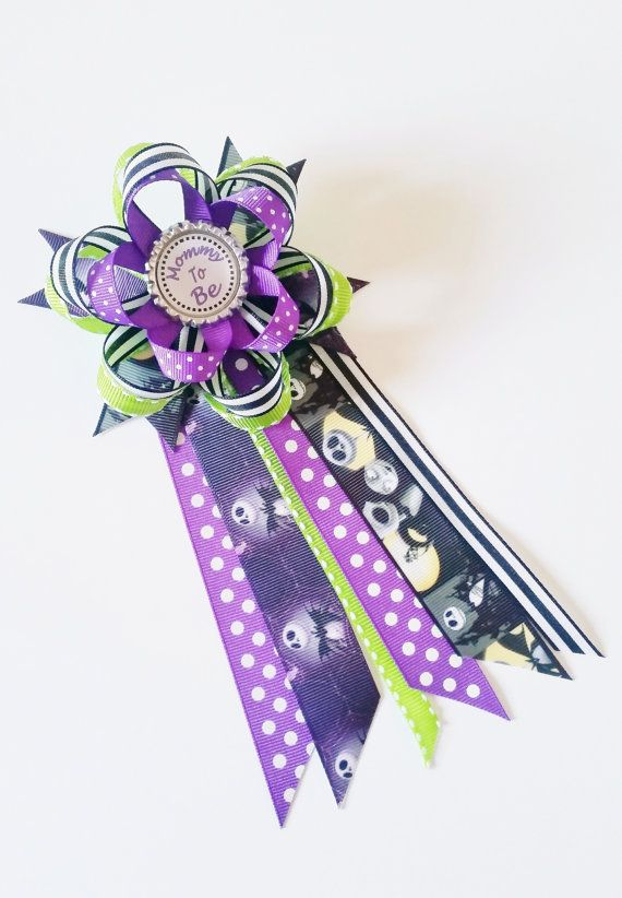Nightmare Before Christmas Baby Shower by LilLoveBugsCreations