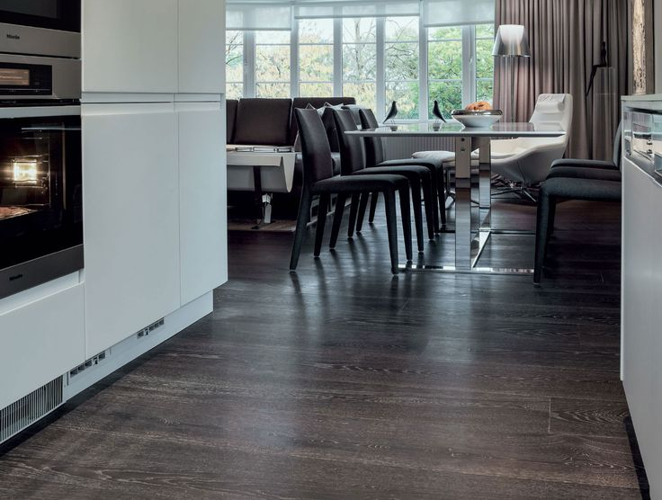 Oak Citadel engineered timber flooring from the Havwoods Venture Plank range. Just one of many shades available to choose from!