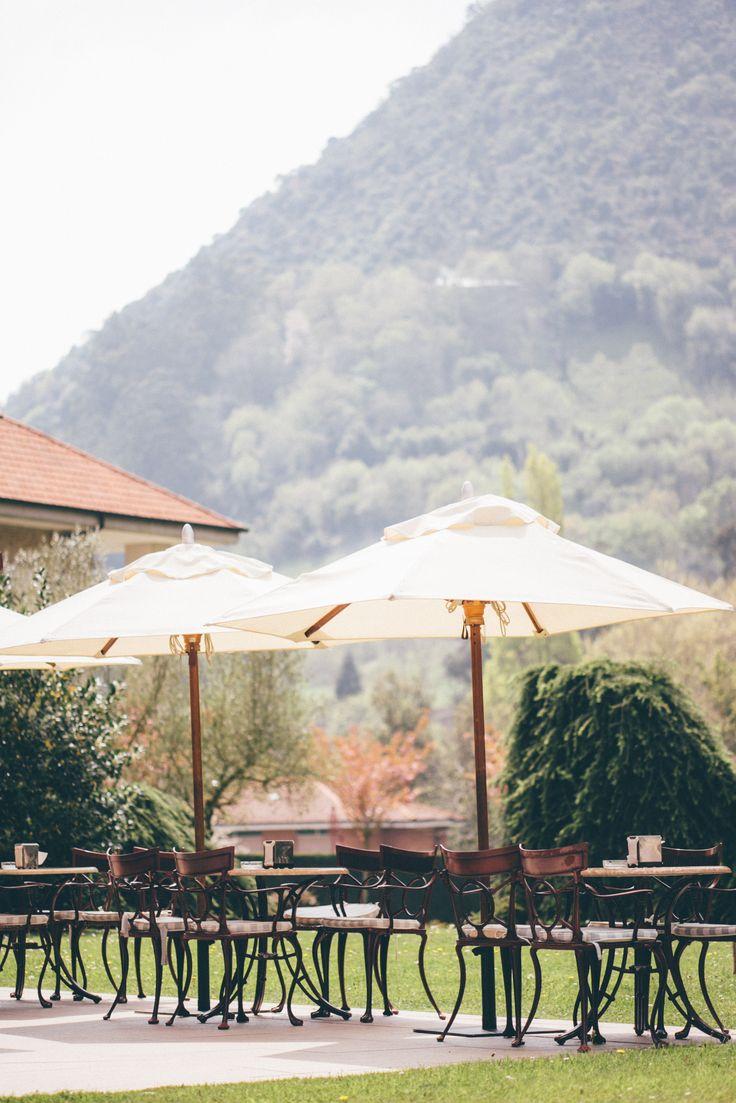 Cafetería El Parque. Gran Hotel y Balneario de  Puente Viesgo