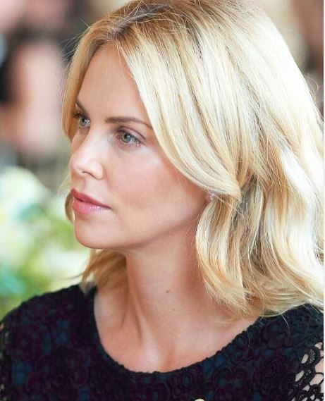 charlize theron insta