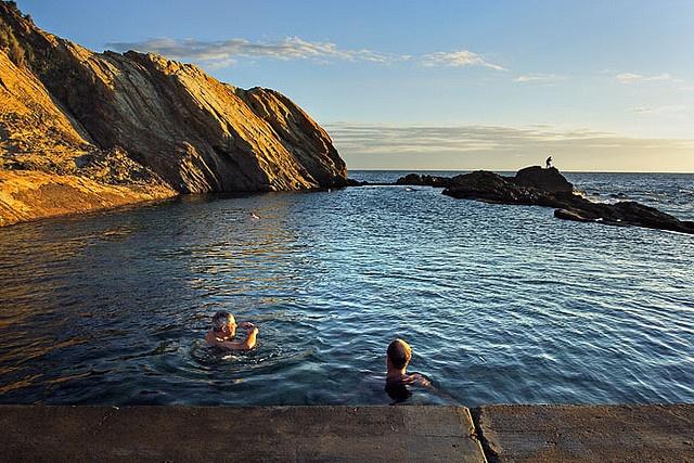 Blue Pool, Bermagui