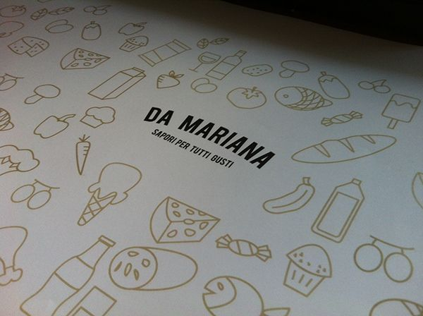 Da Mariana Packaging Design by Sergiu Naslau