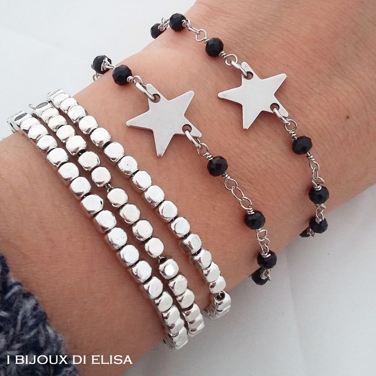 Cool #bracelets and more for cool people! Discover my #estshop! #ibijouxdielisa #etsy #etsyseller #star #stars #dodo #dodobracelets #bijoux #bijouterie #bigiotteria #jewels