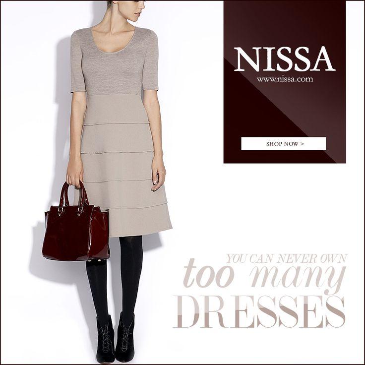 www.nissa.com  #nissa #dress #outfit #style #fashion #fashionista