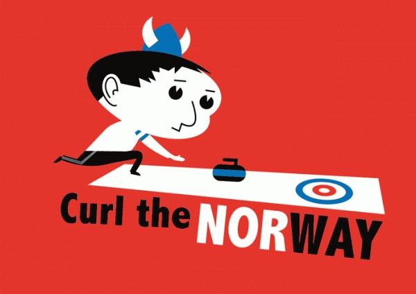 Curling. Duh.